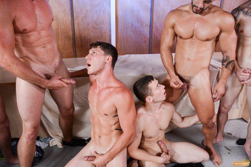 Gay orgies sex video clips