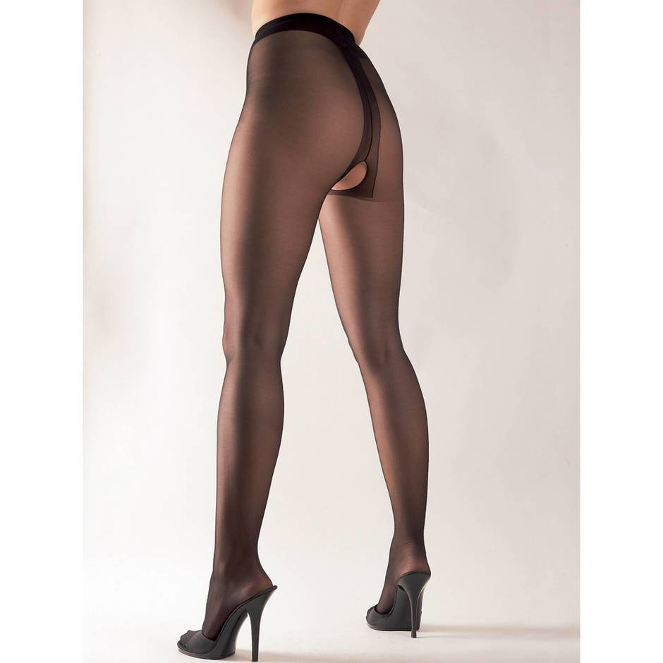 X-Tra reccomend In crotchless pantyhose