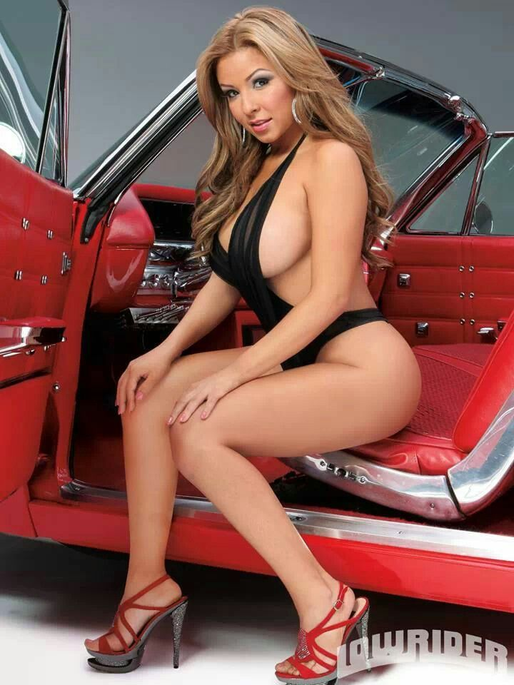 Lowrider girls with big tits something