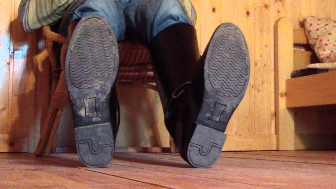 Lick boot soles
