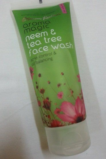 Magic facial cleanser