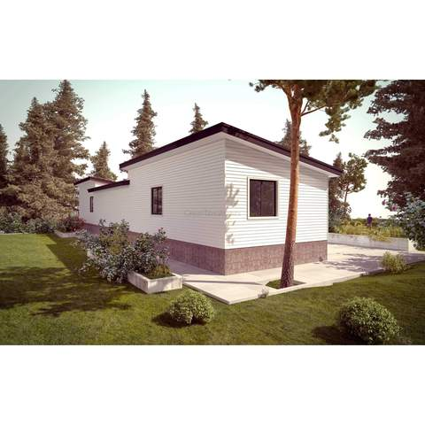Manufactured home utility penetration