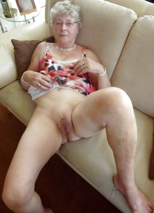 Granny mature picture