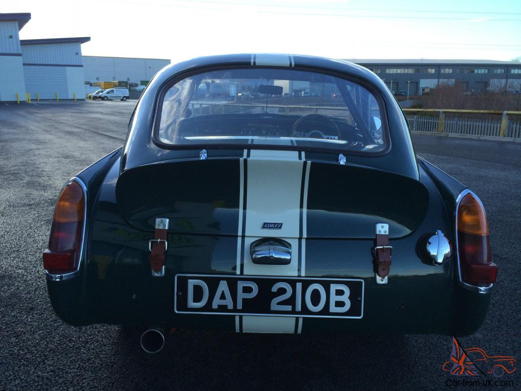 Sunny reccomend Mg midget ashley