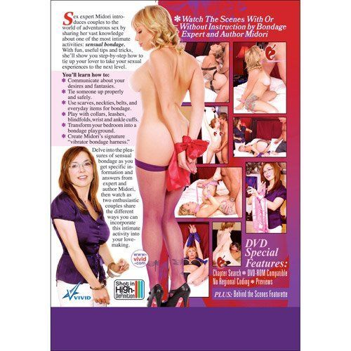 Midori expert guide to sensual bondage