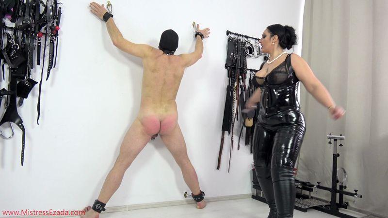 Mistress pvc femdom