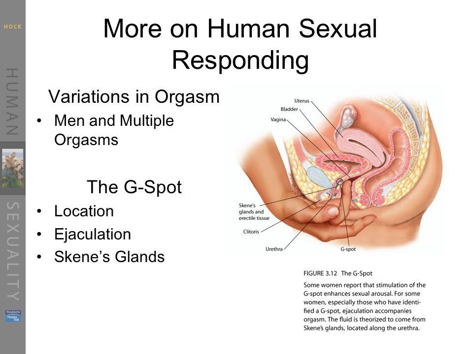 Best way for male multiple orgasms