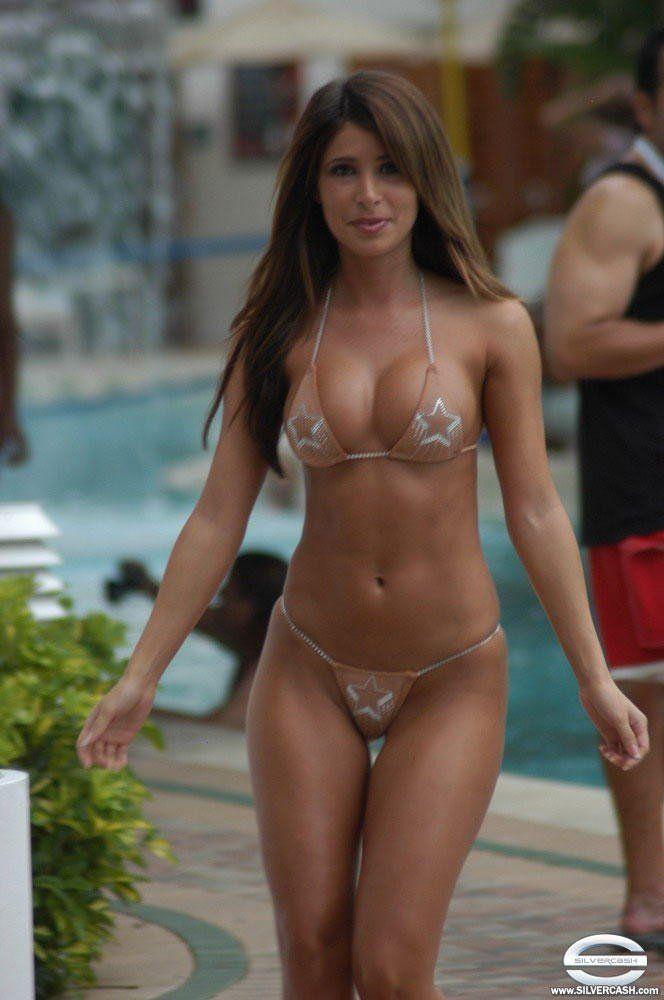 This Nude bikini contest porn will change