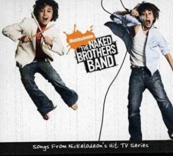 Naked bros band on nickoloedeon