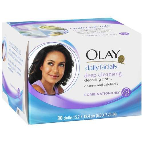 best of Cleaning Olay facial deep