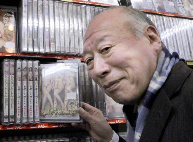 Oldest active male pornstar
