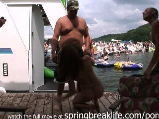 Party cove blowjob