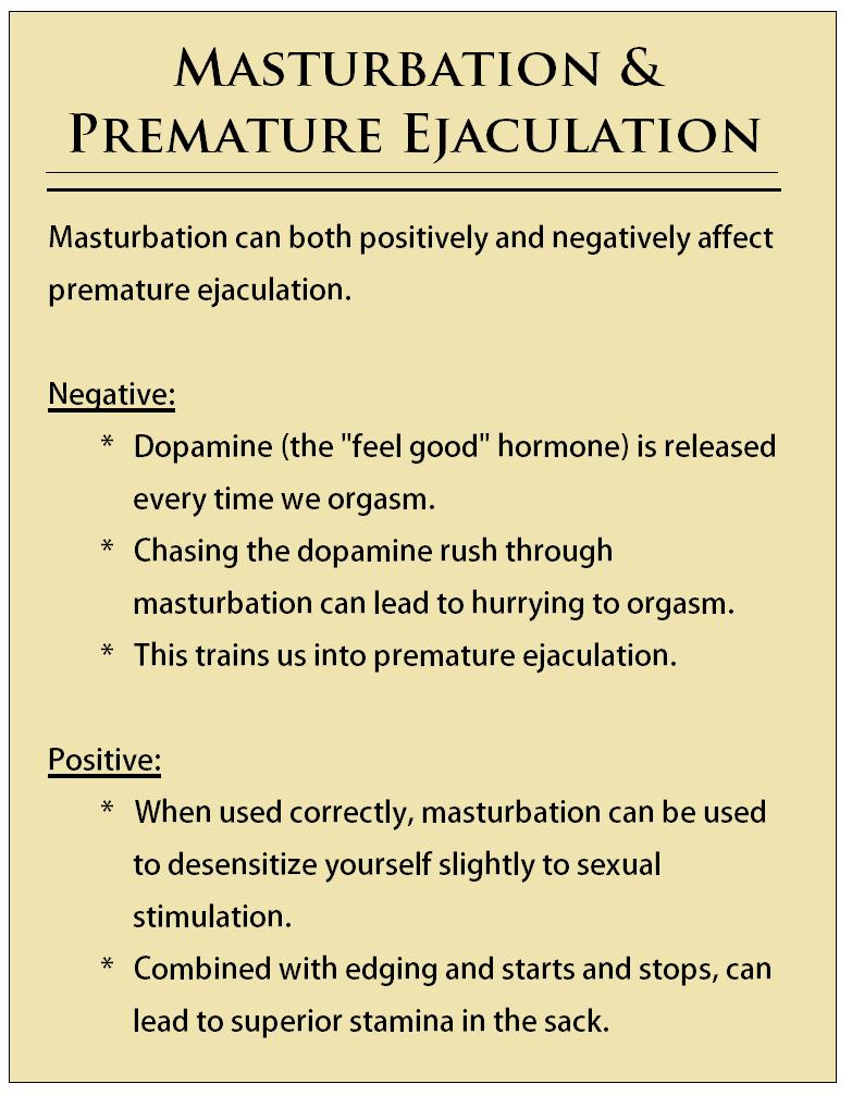 Fiend reccomend Prolonged masturbation routine