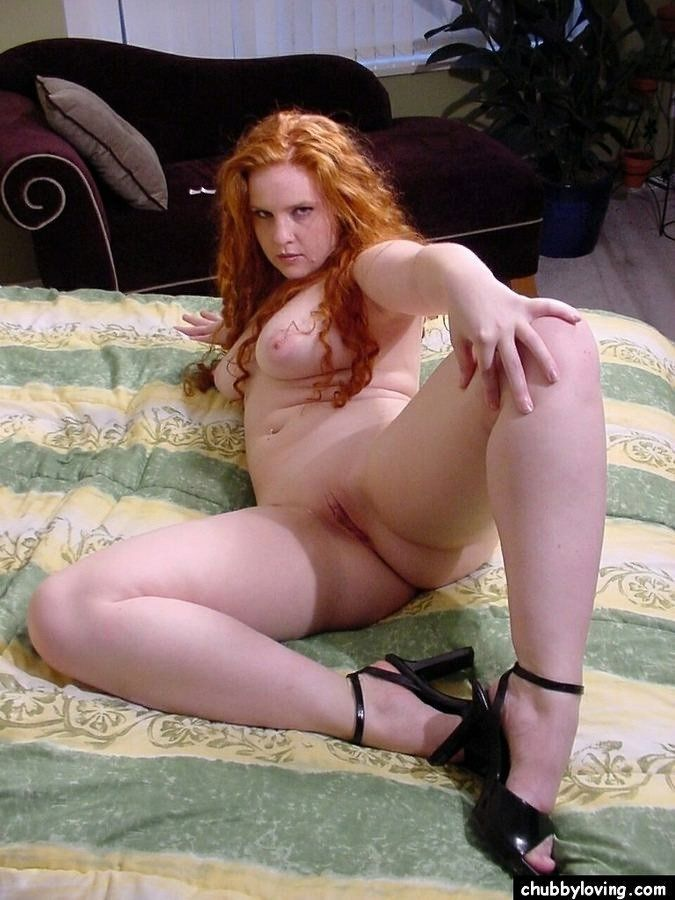 Naked redhead women pregnant — photo 6