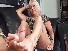 Feet and ass fuck with mia malkova