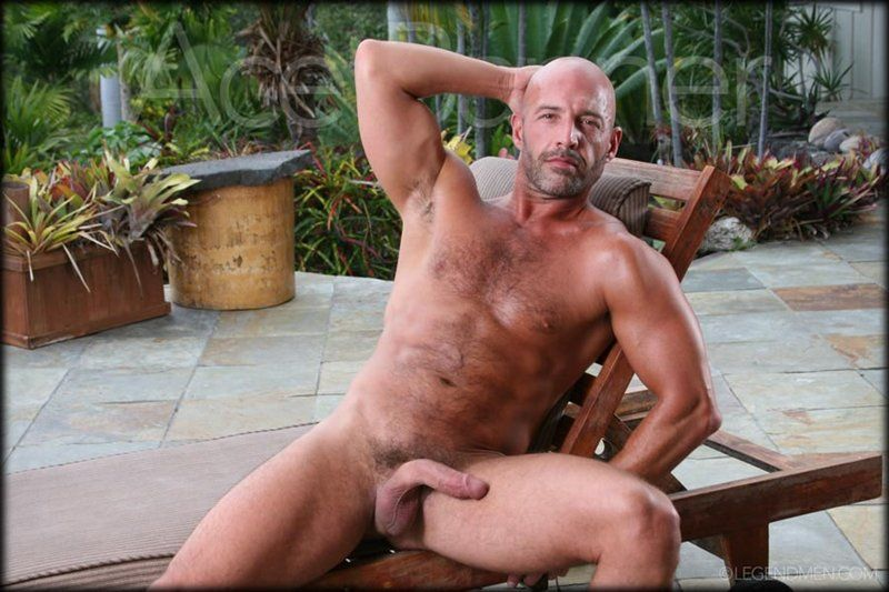 Bail reccomend Shaved naked musclemen