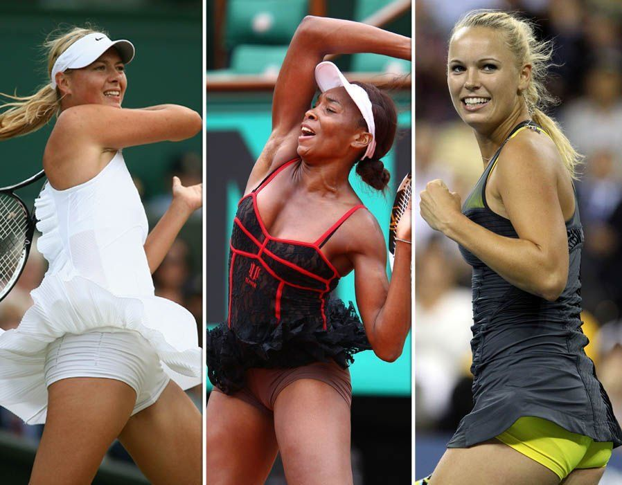 You photos sex tennis women advise