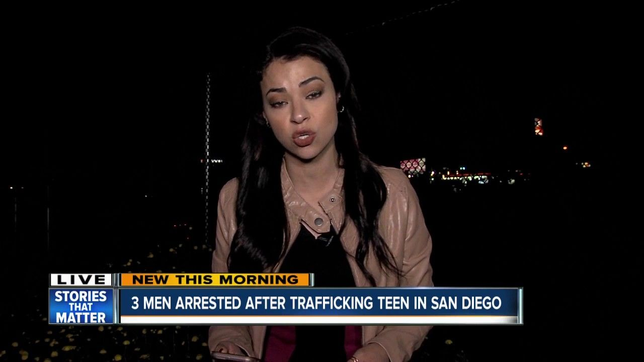 Teen trafficking