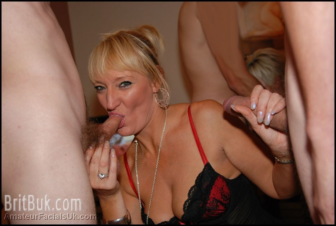MARICELA: Mature amateur facials uk gallery