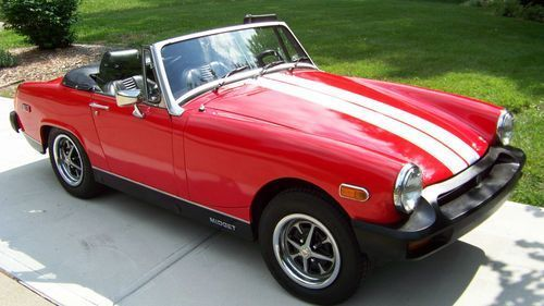 best of Mg midget Used