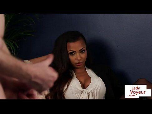 best of Ebony voyeur Xvideos