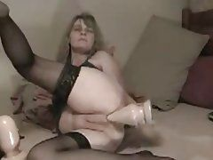 Hairy pussy aunties